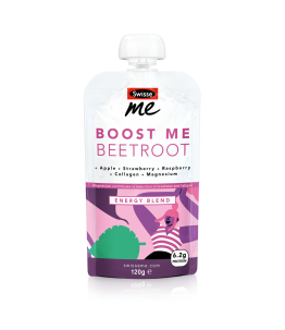 Boost Me Beetroot energy blend front