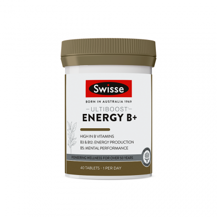 Swisse Ultiboost Energy B+