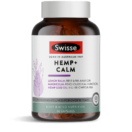 Swisse Hemp + Calm
