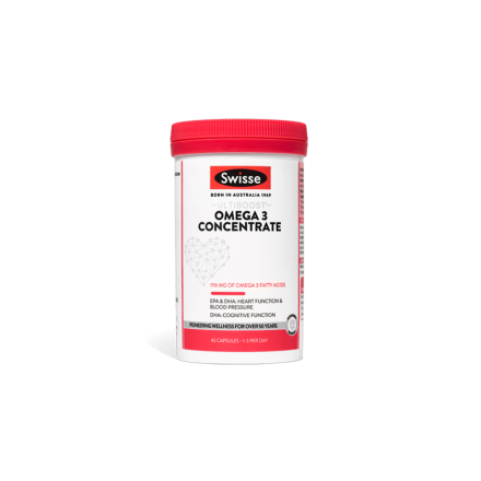 Swisse Ultiboost Omega 3 Concentrate