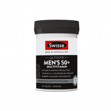 Swisse Ultivite Men's 50+ Multivitamin