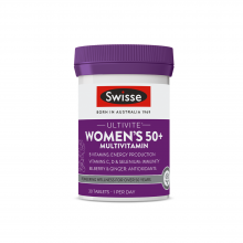Swisse Ultivite Women's 50+ Multivitamin