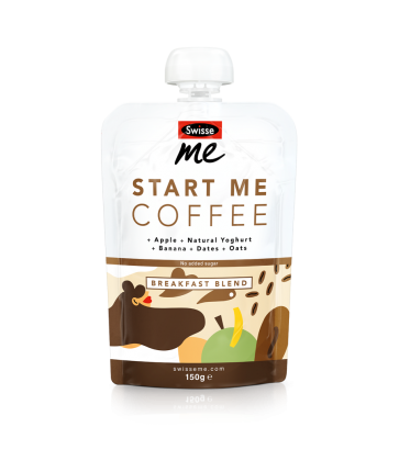 Start Me Coffee breakfast blend front